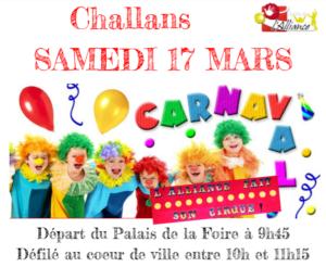 Carnaval des écoles Catholiques de Challans @ Palais de la Foire | Challans | Pays de la Loire | France