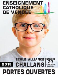 Portes ouvertes des écoles Catholiques de Challans