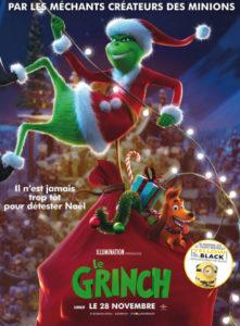 Cinéma : Le Grinch 2