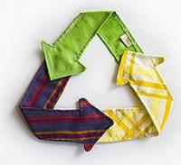 Collecte de textile organisée par le CED (Conseil des Elèves Délégués)