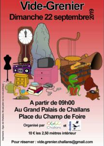 Vide-grenier de l'OGEC @ Palais de la Foire | Challans | Pays de la Loire | France